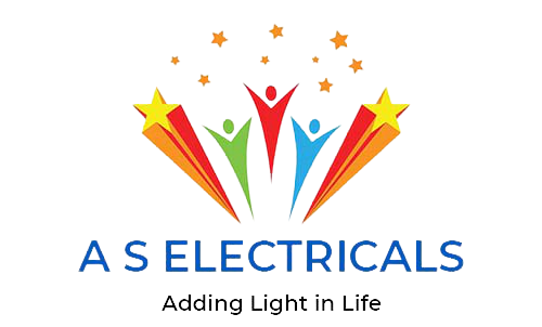 A S Electricals Logo